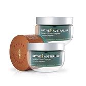 【澳洲Native】卡卡度肌膚亮澤綜合霜(2 入組 150g/罐 深層養護系列)