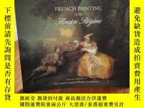 二手書博民逛書店French罕見Painting of the Ancien R