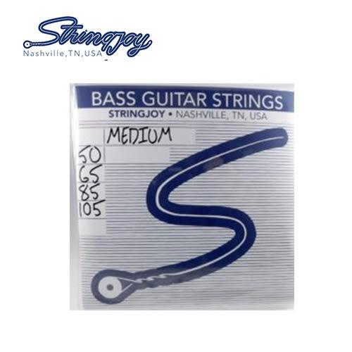 【敦煌樂器】Stringjoy BA50105 四弦電貝斯套弦