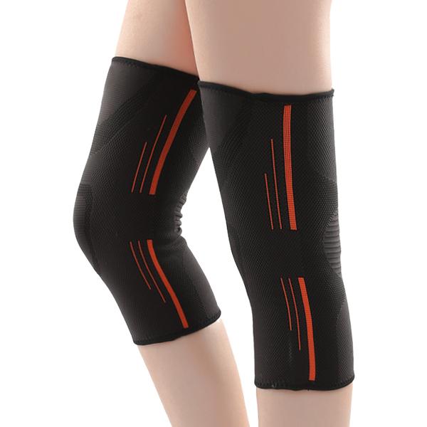 凱瑞運動護膝蓋男女式健身深蹲保暖籃球跑步戶外半月板登山【快速出貨】