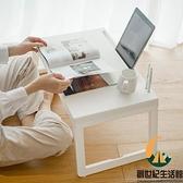 折疊小方桌筆記本電腦桌寢室書桌床上小桌子宿舍神器【創世紀生活館】
