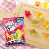 韓國 ORION 好麗友 海洋動物造型軟糖 65g【庫奇小舖】