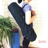 瑜伽墊背包 上新加長加寬橡膠墊專用背包瑜珈墊收納背袋瑜珈帆布多功能瑜珈包