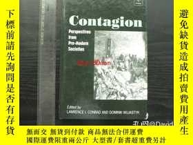 二手書博民逛書店Contagion:罕見Perspectives from Pre-Modern Societies(英語)Y