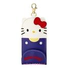 asdfkitty*KITTY造型可伸縮鑰匙包/鑰匙圈-日本正版商品