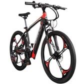 電動山地車 國標自行車男女士學生代步助力小型電瓶單車