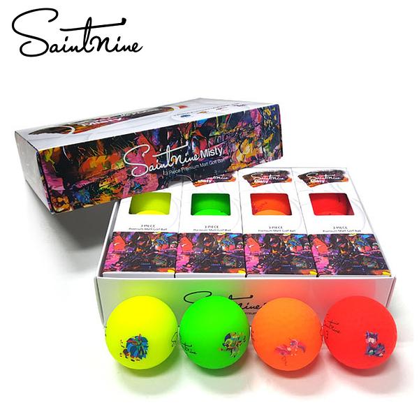 韓國暢銷高爾夫球Saintnine Misty