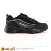 男運動鞋 輕量緩震透氣網布慢跑鞋 魔法Baby