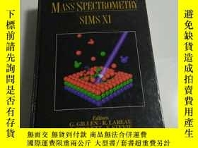二手書博民逛書店SECONDARY罕見ION MASS SPECTROMETRY