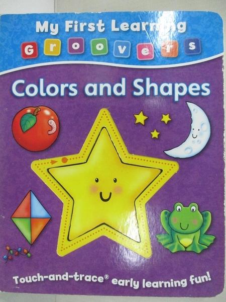 【書寶二手書T1/少年童書_A1L】Colours and shapes_Award Publications Limited