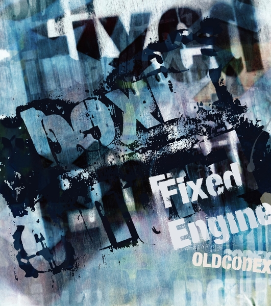 OLDCODEX Single Collection「Fixed Engine」BLUE LABEL 初回限定生産