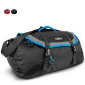 HIGH SIERRA PACK-N-GO 2 40L SPORT DUFFEL 收納式多功能旅行袋運動背包40L-黑色-96H-YM006[禾雅時尚]