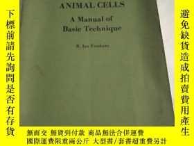 二手書博民逛書店CUlTURE罕見OF ANIMAL CELLS(動物細胞的培養)英文版Y382535 R.Ian Fresh