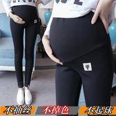 孕婦褲季外穿托腹長褲加大碼高彈力懷孕期打底褲200斤【全館滿一元八五折】