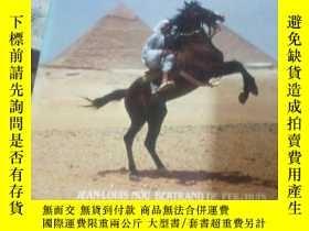 """二手書博民逛書店TN罕見""""proud horses proud riders""""驕"""