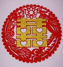 龍鳳立體喜字  結婚用品【皇家結婚用品百貨】