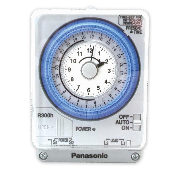 [ 家事達] 國際牌(TB38909K),附電池.停電保持.自動定時器 (110V/220V)