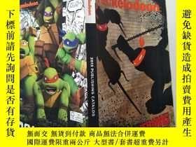 二手書博民逛書店NICKELODEON罕見2013 PUBLISHING CAT