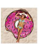 甜甜圈 浴巾 / 海灘巾 3款可選【K4004972】