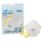【醫康生活家】Makrite淨舒式醫用N95口罩2入/袋