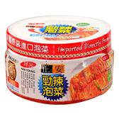 韓國正安勁辣泡菜400g