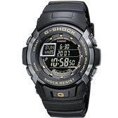 G-7710-1 免運 CASIO卡西歐 G-SHOCK 200公尺*質感魅力-迷人精密造型錶盤G-7710-1DR 電子錶