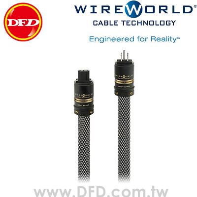 WIREWORLD PLATINUM ELECTRA 7 白金伊萊翠 1.0M Power Cord 電源線 原廠公司貨