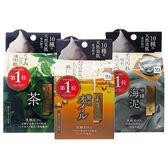 牛乳石鹼 COW 綠茶/奢華精油/沖繩海泥 洗顏皂(80g) 3款可選【小三美日】附發泡網袋x1