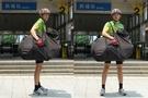 SOLAR折疊自行車20吋攜車袋...