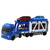 TOMICA 建設拖車(不含小車) TW97835多美小汽車