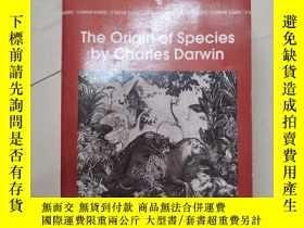 二手書博民逛書店THE罕見ORIGIN OF SPECIES BY CHARLE