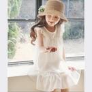 女童洋裝夏季2021新款兒童夏裝睡衣休閒...