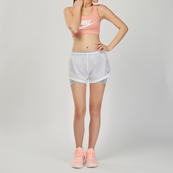 "Nike Elevate 2-in-1 3"" 女子 排汗 慢跑 運動短褲 AQ0424-100"