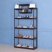 定制鞋店鞋架展示架 包包貨架展示架 鞋包商品自由組合展示櫃 【4-4超級品牌日】
