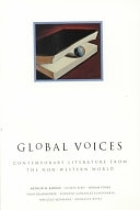 二手書博民逛書店 《Global Voices: Contemporary Literature from the Non-Western World》 R2Y ISBN:0132997932