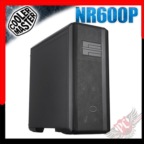 [ PC PARTY ] COOLER MASTER NR600P 電腦機殼