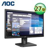 【AOC】27型 IPS 液晶顯示器(27E1H )【送收納購物袋】