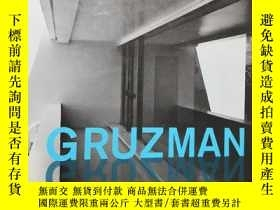 二手書博民逛書店gruzman罕見:an architect and his c