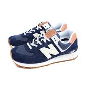 NEW BALANCE 574系列 運動鞋 復古鞋 深藍色 男鞋 ML574TYA-D no822