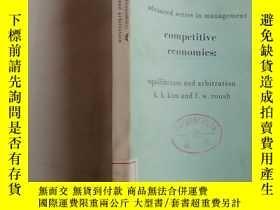 二手書博民逛書店competitive罕見economices:Y422209 competitive economice
