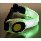 GENTOS全都亮 慢跑放閃燈(LED)-AX-820GR翡翠綠
