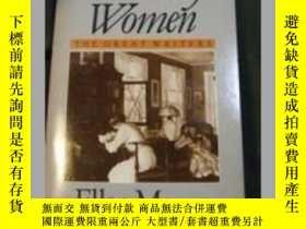 二手書博民逛書店Literary罕見Women: The Great Write