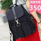 後背包-時尚防水牛津布抽繩後背包-共3色-SY1108福音-寶來小舖-現貨販售