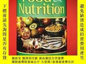 二手書博民逛書店Food罕見And Nutrition: School Edit