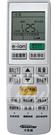 《鉦泰生活館》國際冷氣液晶遙控器(15合1) PA-ARC-840