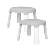 新加坡 Oribel 成長型多功能遊戲桌 專屬椅子/兩入一組