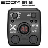 【非凡樂器】ZOOM G1M 吉他綜合效果器 Michael簽名代言款 / 贈變壓器&導線 公司貨保固