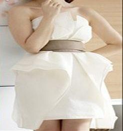(45 Design)   新款新娘旗袍伴娘短款婚紗禮服結婚敬酒服可愛公主短裙