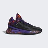 Adidas D Rose 11 [G55803] 男鞋 運動 籃球 輕量 避震 抓地力 中高筒 穿搭 愛迪達 黑 彩