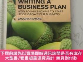 二手書博民逛書店Writing罕見a Business PlanY385290 Evans, Vaughan FT Press